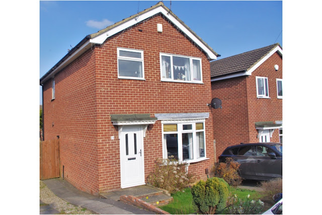 Harrogate Property News - 3 bed detached house for sale Fewston Crescent, Harrogate HG1