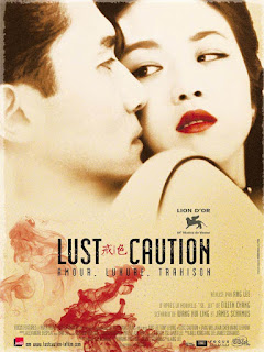 Affiche de Lust Caution, d'Ang Lee (2008)