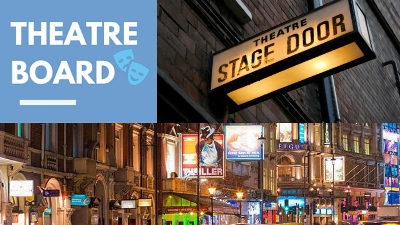 TheatreBoard: A New Discussion Forum for Theatre Fans