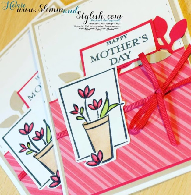 Just Because Mother's Day Card Stampin' Up!