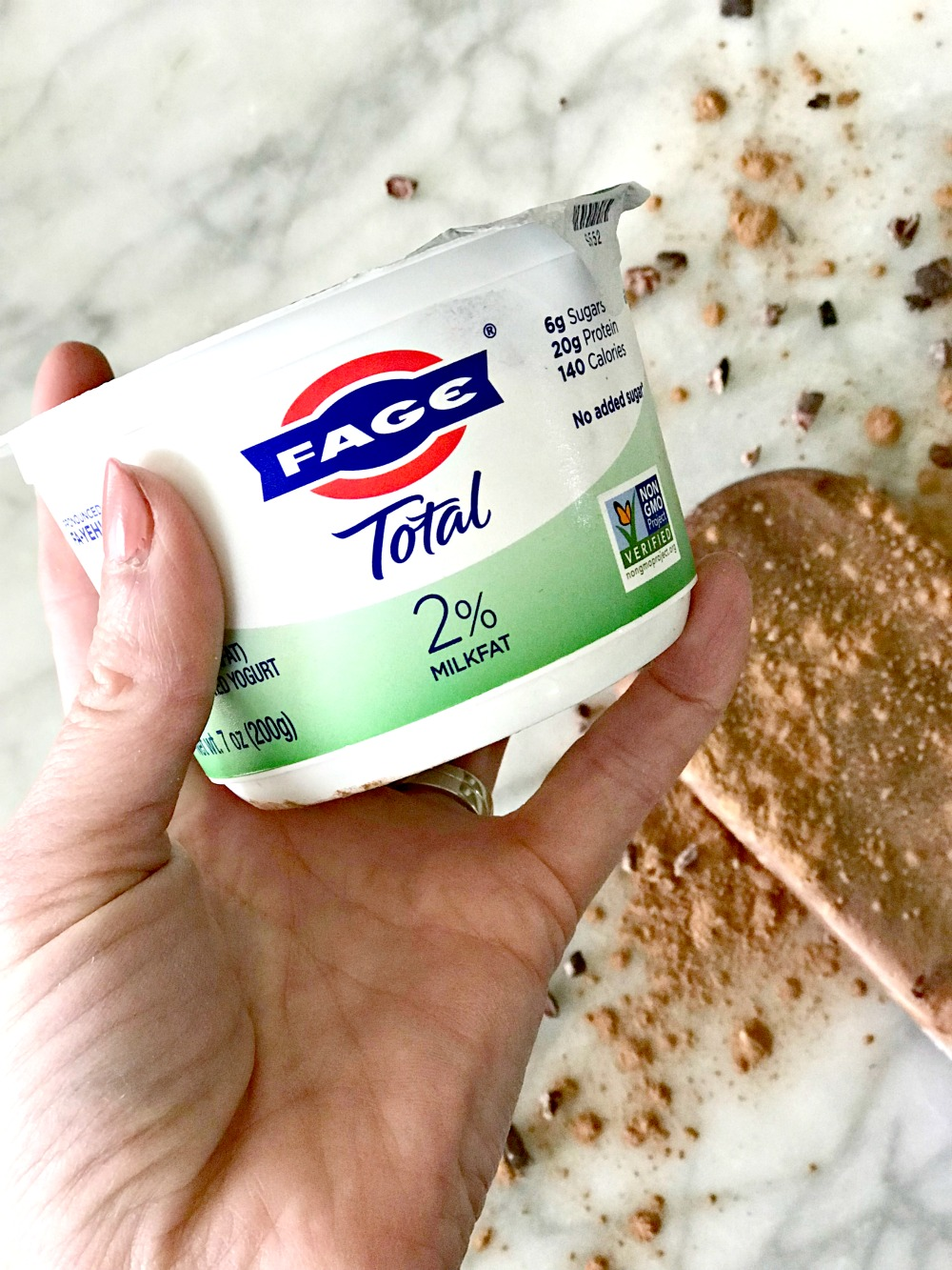 FAGE greek yogurt recipe ideas