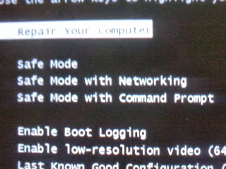 cara masuk windows safe mode