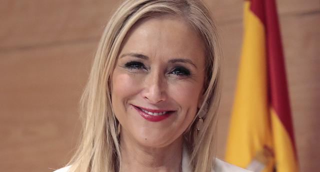 POLEMICA: Cristina Cifuentes obtuvo un máster con notas falsificadas según eldiario.es