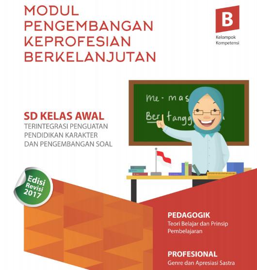 Modul SIM PKB Kompetensi B SD Kelas Rendah Tahun 2017 [PDF]