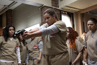 Jessica Pimentel and Dascha Polanco in Orange is the New Black Season 5 (2)