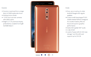 Nokia 8 User Guide PDF Nokia 8 Manual PDF Nokia 8 User Manual