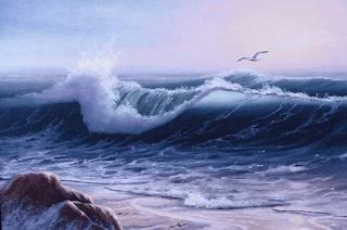 keindahan pantai widarapayung