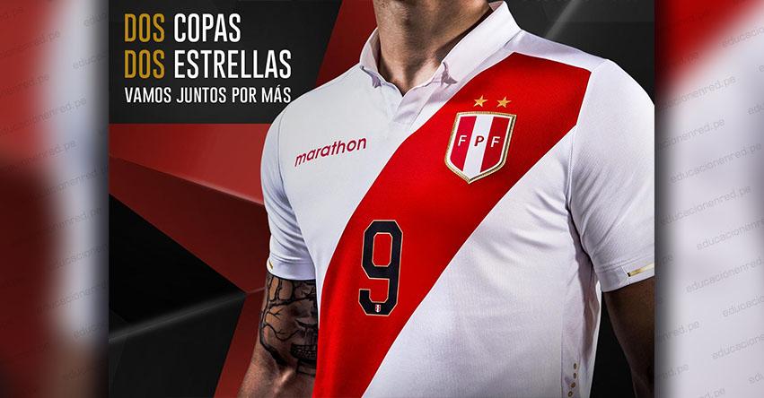 FPF: Conoce la nueva camiseta de Perú para la Copa América [VIDEO] Federación Peruana de Fútbol - www.fpf.org.pe