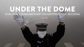 穹頂之下,柴靜霧霾調查,chia jing documentary,air pollution in china