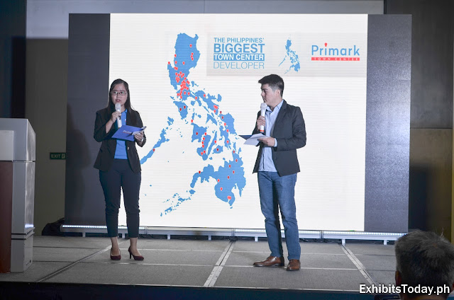 Primark presentation at REEM 2017