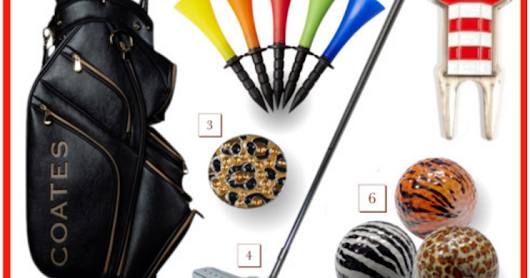Golf Gifts For Women - Equipment