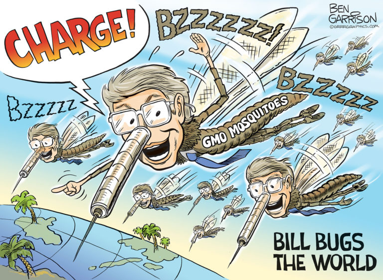 Bill Gates Bugs The World