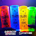 Copo Atacado Neon copos neon para festa copos neon para festa personalizado festa neon como organizar
