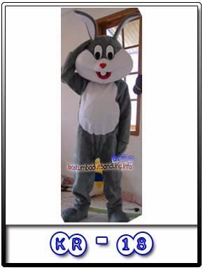 Gambar Badut Lucu Bugs Bunny Kelinci Kr-18