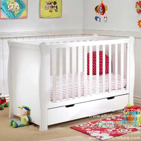 tempat tidur balita box baby model onix