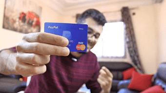 بطاقة البايبال وصلت !! أحصل على رصيد 5 دولارات في حسابك الآن