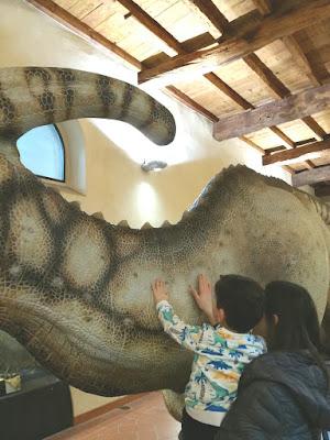 dinosauri bergamo