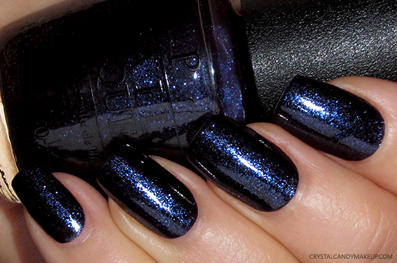 OPI Holiday 2015 Starlight Collection Swatches Cosmo with a Twist