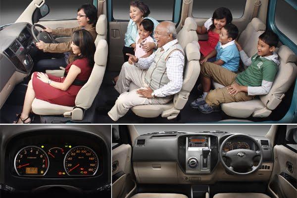 Bussines Dollar: 2011 New Daihatsu Xenia