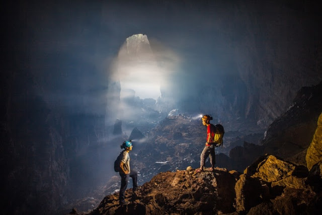 Son Doong Cave - The world's largest cave