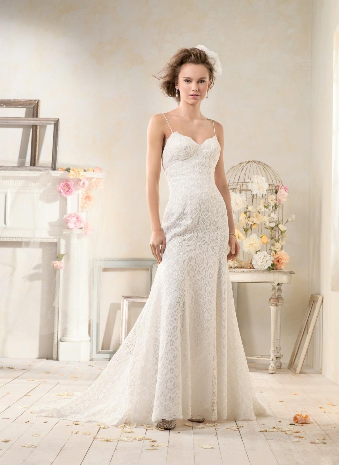Alfred Angelo Modern Vintage Wedding Dresses