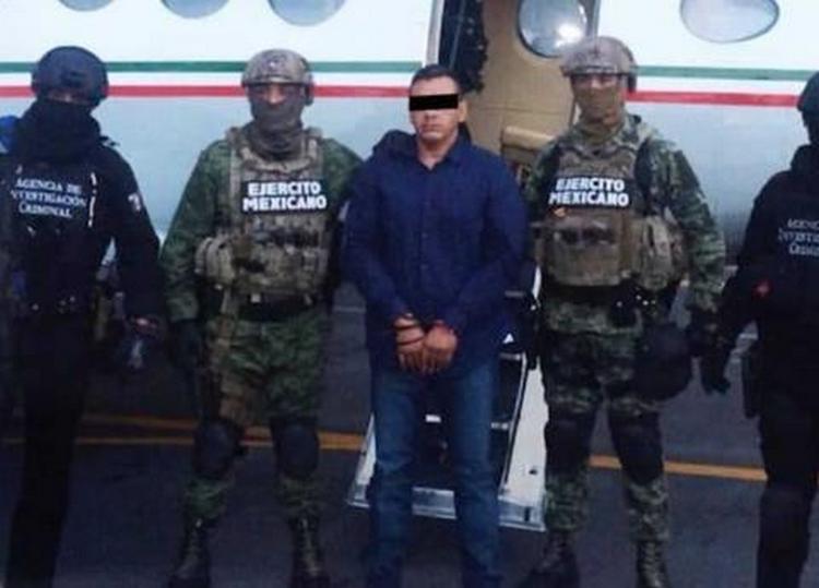 """Huellas dactilares vinculan a """"El 15"""" con desaparición de italianos: PGR"""