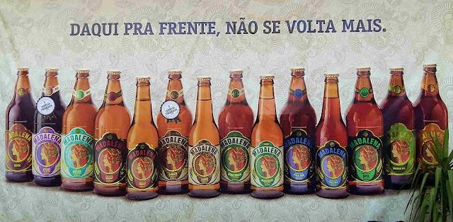 Família Cerveja Madalena