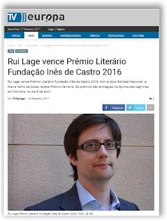 https://www.tveuropa.pt/noticias/rui-lage-vence-premio-literario-fundacao-ines-de-castro-2016/