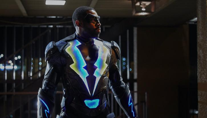 Black Lightning - Episode 1.01 - The Resurrection - Sneak Peeks, Promotional Photos & Press Release