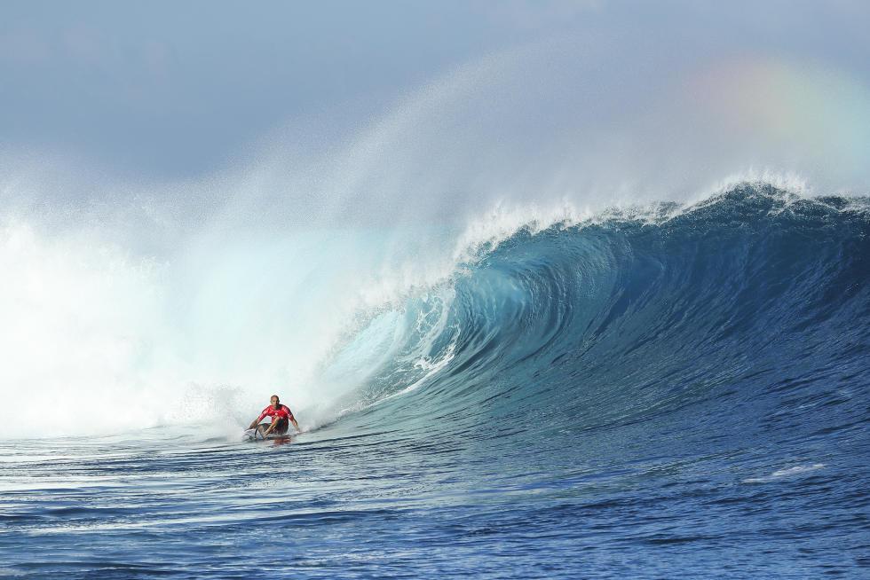9 Kelly Slater Fiji Pro Foto WSL Kelly Cestari