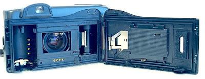 Konica Z-up 28W, Film box