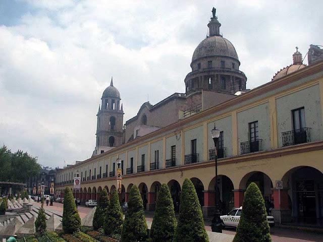 Portales centro Estado de México