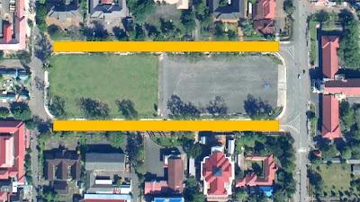 Rencana Penataan Kawasan Murjani Banjarbaru
