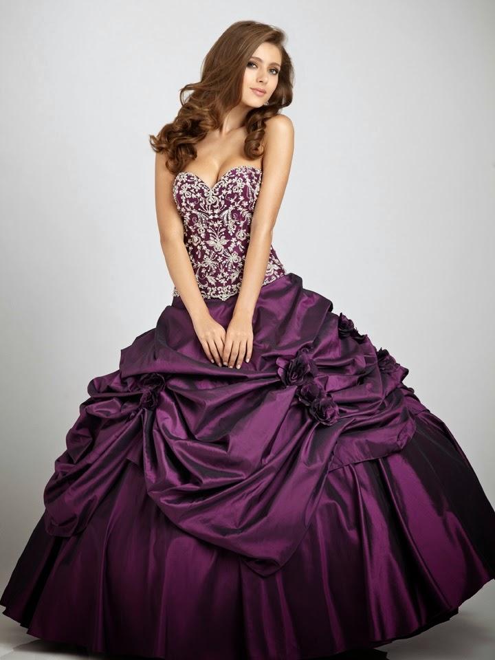 Modelos de vestidos para fiesta de 15