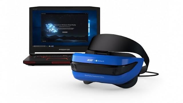 مايكروسوفت تدخل بقوة لسوق أجهزة الواقع الإفتراضي عبر عدة منتجات