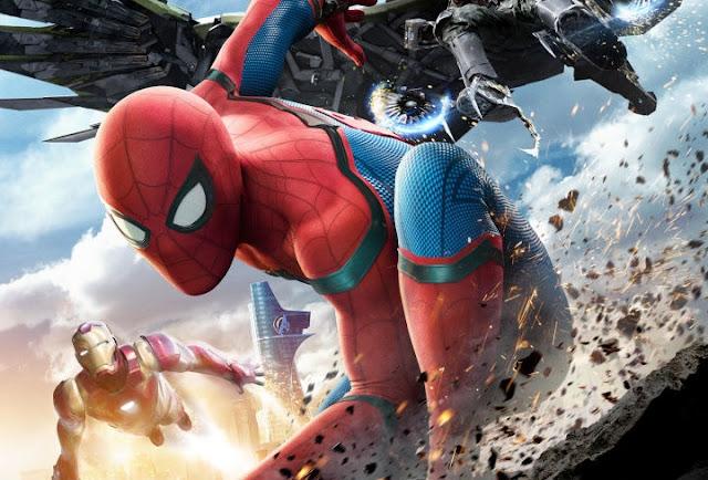 فيلم الرجل العنكبوت يعود من جديد بعوان Spider - Man Homecoming