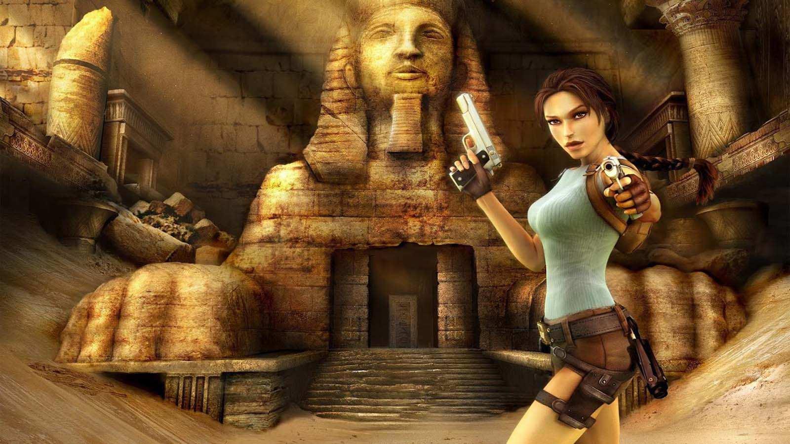 تحميل لعبة Tomb Raider Collection مضغوطة برابط واحد مباشر كاملة مجانا