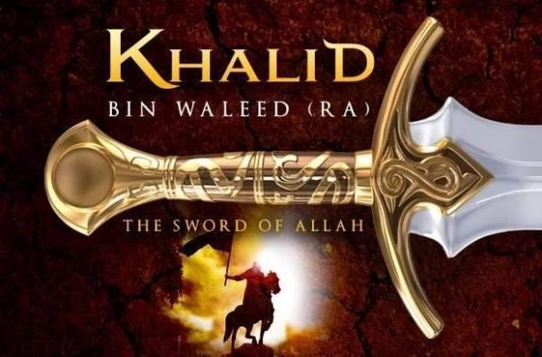 KHALED bin AL-WALEED RA Inilah Panglima Perang Yang Belum Pernah Terkalahkan