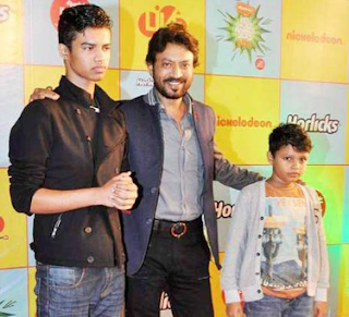 Irrfan Khan Family Wife Son Daughter Father Mother Marriage Photos Biography Profile