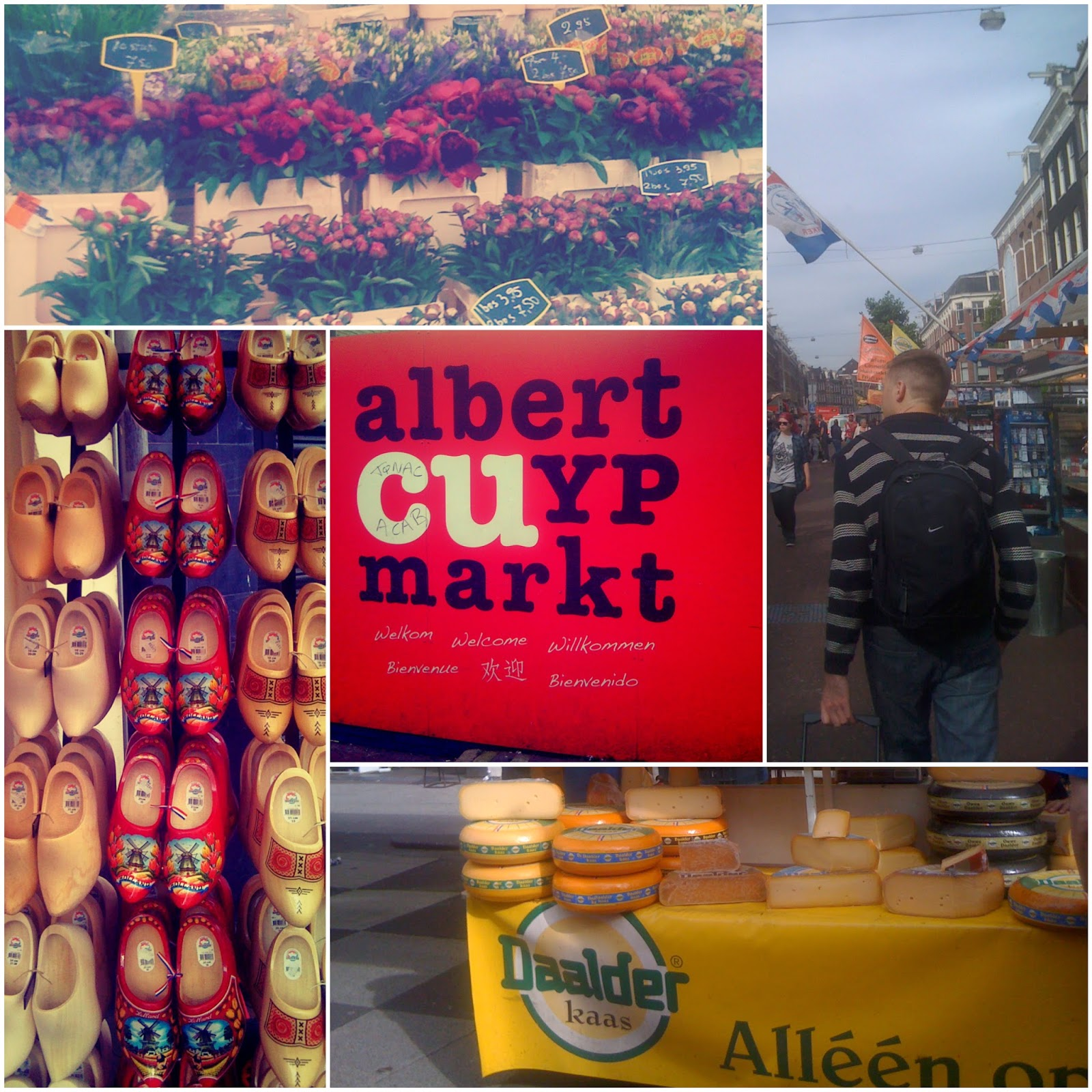 Amsterdam Albert CUYP Markt