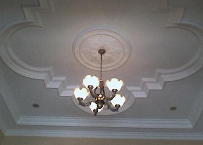 model lampu plafon tempel minimalis terbaru