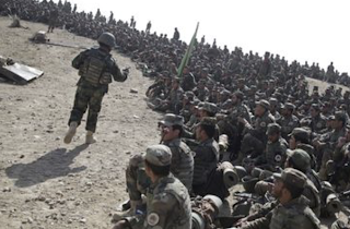 Afghan troops go AWOL in U.S.; IG says wastes taxpayer money, poses security threat