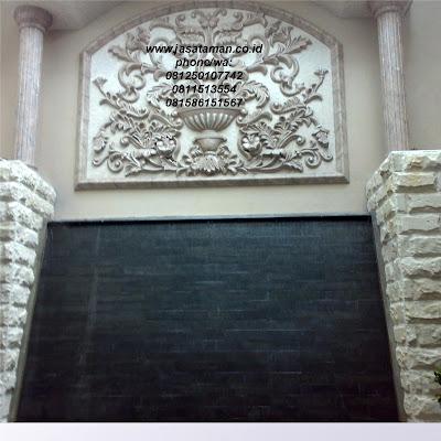 taman relief tukang taman surabaya VII