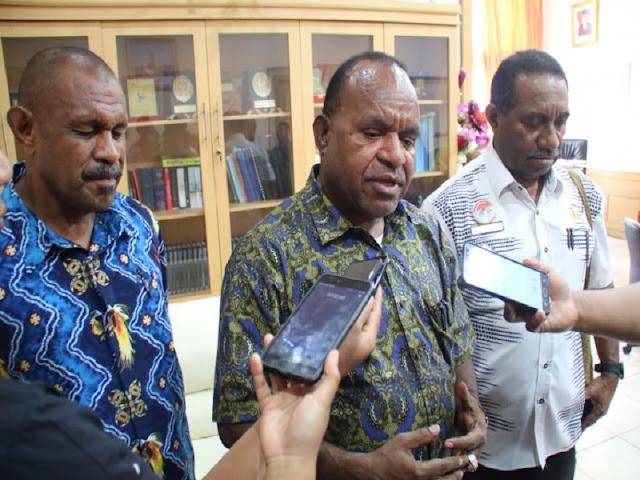 Pemprov Segera Diskusikan Kelanjutan Kuliah Mahasiswa Papua Di Palu