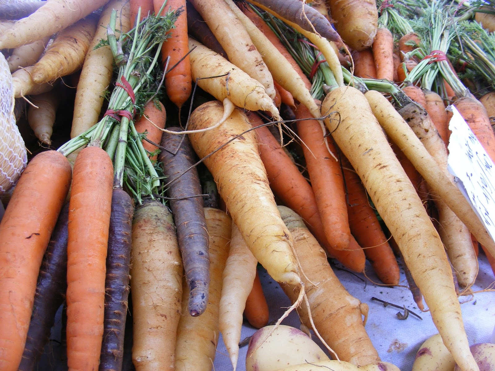 caramalized carrots