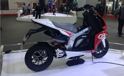 Auto Expo 2018: TVS does not showcase spectacular concept scooters, no petrol-diesel