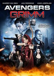Avengers Grimm (2015) Worldfree4u - BRRip Hindi Dubbed HD 720p