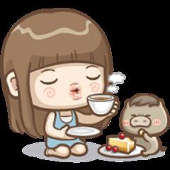 Misa's daily life 3~English