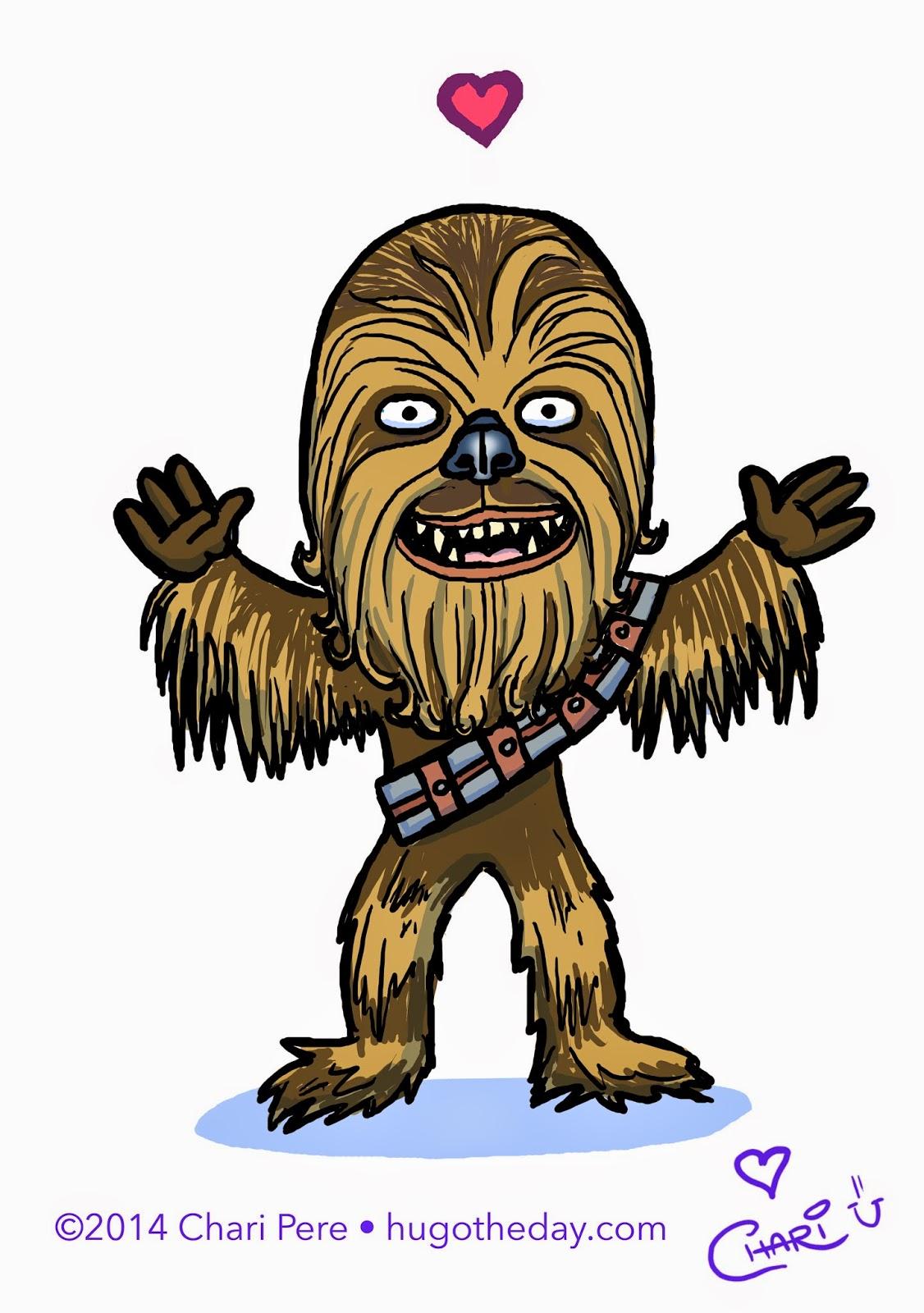how to talk like chewbacca