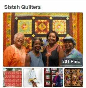 Sistah Quilters on Pinterest